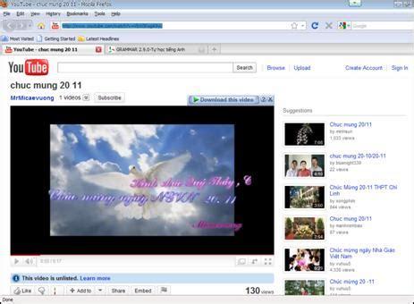 cho mng qu v n vi website ca nguyn v ngc những kỹ thuật cần thiết để nh 250 ng youtube v 224 o trang blog
