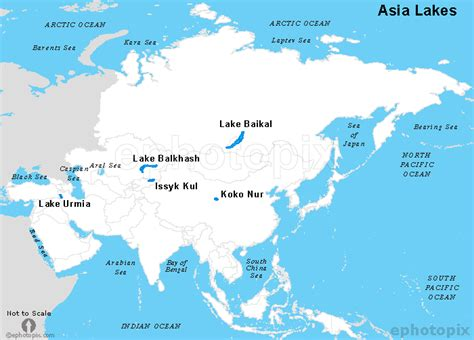 world lakes in map asia lakes map lakes map of the asia lakes of asia