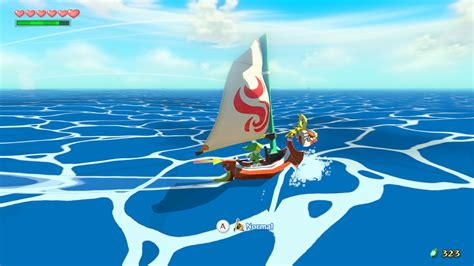 wind waker boat the legend of zelda the wind waker hd game giant bomb