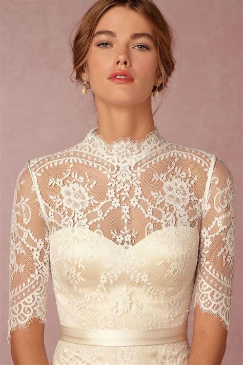 Lace Style Wedding Dresses by Vintage Lace Wedding Dresses From Bhldn Modwedding