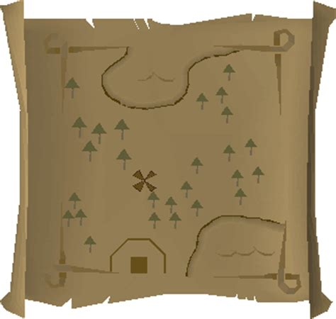 old school runescape treasure trails guide map clue tower of life