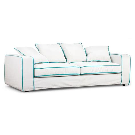 white linen sectional sofa aqua and white fabric products bookmarks design