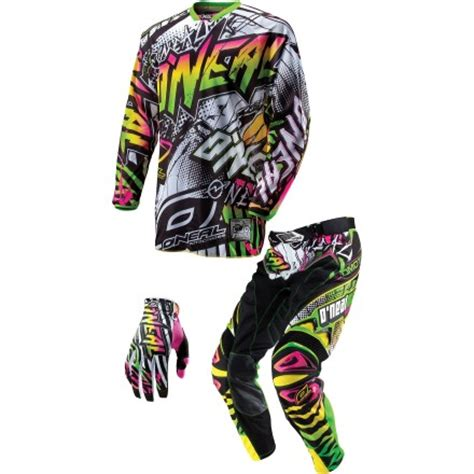 cool motocross gear dirt bike clearance o neal 2014 hardwear combo