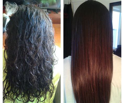 keratin for step cut images 152 best images about keratin treatment before amp after