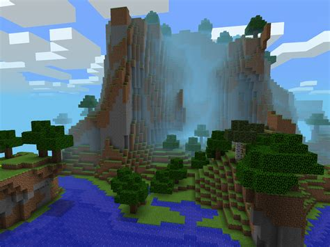 cave mountain minecraft seed 1 tubafish epic mountain a cave minecraft pe seeds