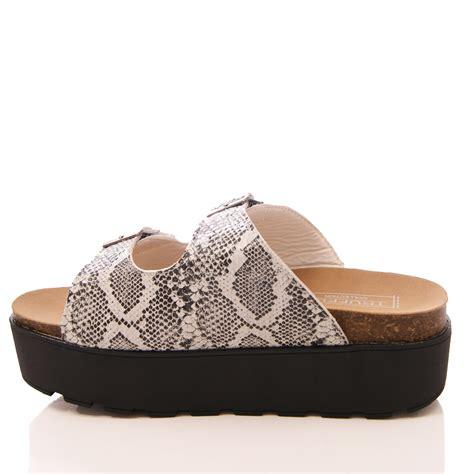 mule sandals for womens truffle mule sandals wedge slip on platform