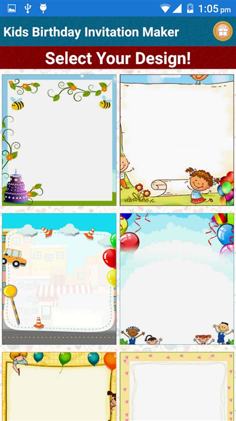 best free invitation maker software birthday invitation maker android apps on play