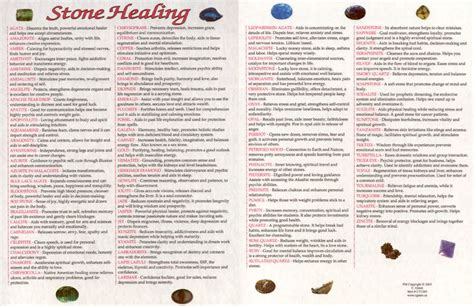 healing crystals and their meanings features a