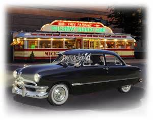 1950 ford mickey s diner by