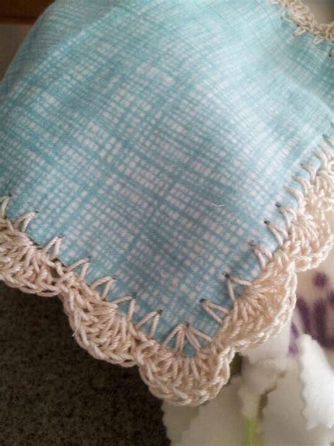 edging for knitted blanket baby blanket edging knit crochet