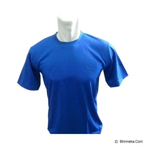 Kaos Pria Superman Lengan Pendek jual bkp kaos polos lengan pendek size s biru murah