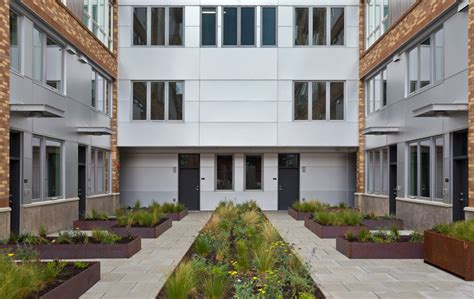 Stack House Apartments by Alphabetical