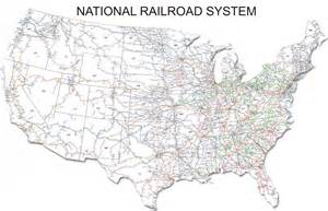 railroad maps us railroads american railroads
