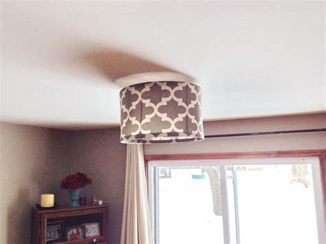 Diy Ceiling Light Shade Diy Ceiling Light Shades Home Lighting Design Ideas