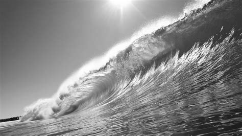 black and white wave wallpaper black and white shadow photos waves sea waves black and