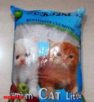 Pasir Zeolit Nomor 2 pemilihan jenis pasir kucing pecinta kucing nusantara