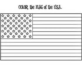 american flag coloring page crayola collections