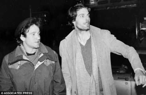 christopher reeve brother robin williams extraordinary friendship with christopher