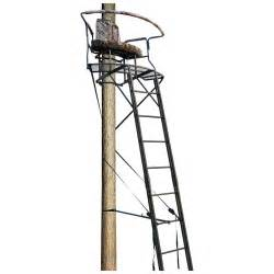 big dog 17 5 stadium series xl 2 man ladder tree stand 203286 ladder tree stands at