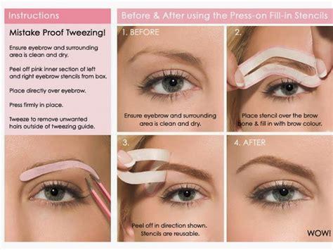 7 Things To Do With Your Eyebrows by Guide To The Eyebrows
