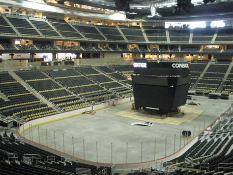console arena consol energy center tour