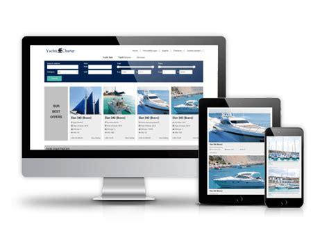 yachts charter ordasoft joomla fonts bootstrap
