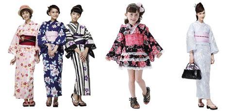 Yukata Japan Baju Tradisional Jepang Untuk Anak yukata beraroma buah persik dan sabun kitatv