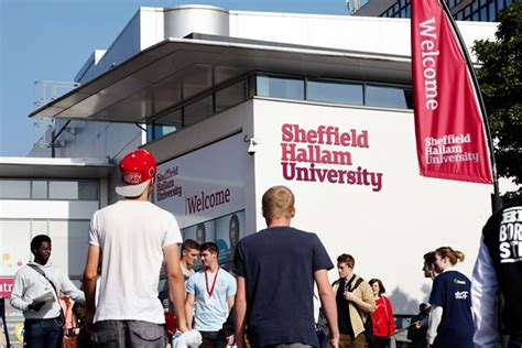 Of Sheffield Mba by Opendays Overview At Sheffield Hallam