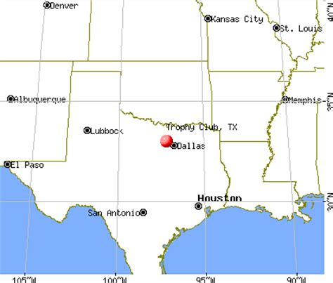 trophy club texas map trophy club texas tx 76262 profile population maps real estate averages homes