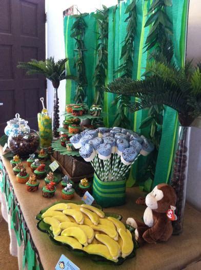 King Jungle Baby Shower Theme by Jungle Safari Baby Shower Baby Shower Ideas Themes