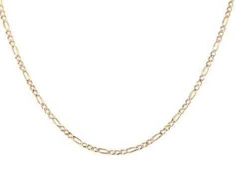 cadenas de plata cortas cadena de oro villa de 10 quilates 8005713 coppel