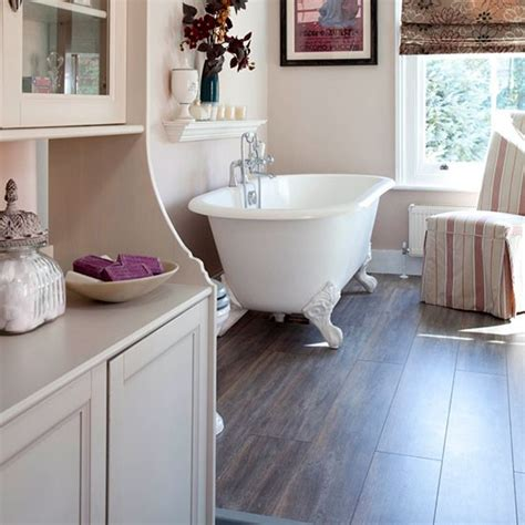 Laminate Floor In Bathroom Laminate Flooring Bathroom Flooring Housetohome Co Uk
