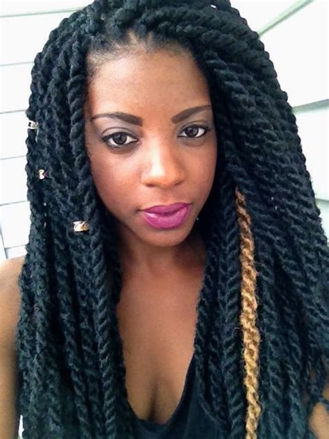 senegalese twist using marley hair marley twist with hair cuffs hairstyles twist