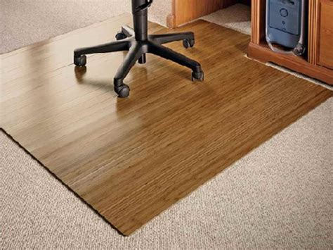 Bamboo Floor Mats For Office by Bloombety Benefits Of Bamboo Floor Mat For Your