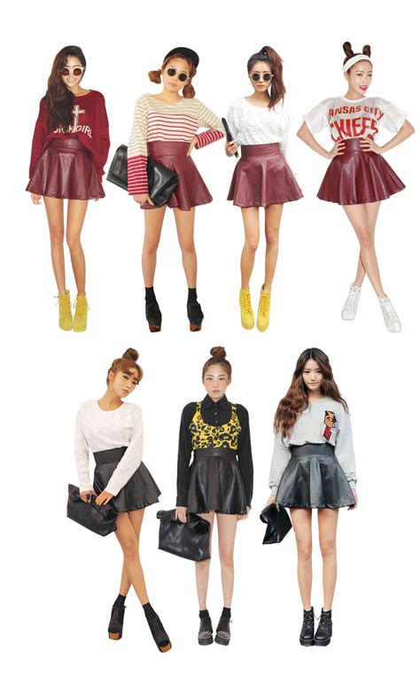 Inspired Fashion by Kpop Inspired Chaw Fashion