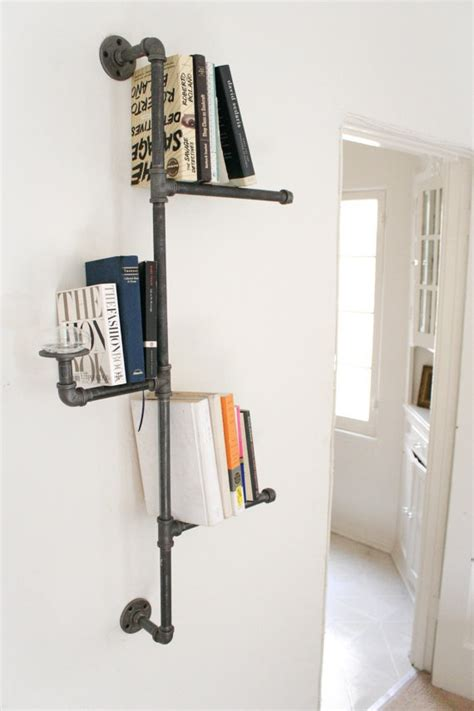 pipe bookshelf would look cool in my store at work m a
