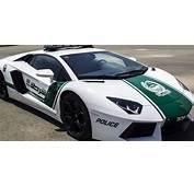 A Duba&239 La Police Roule En Lamborghini  12 Avril 2013