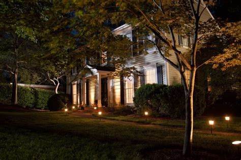 how to install landscape lights how to install landscaping lighting