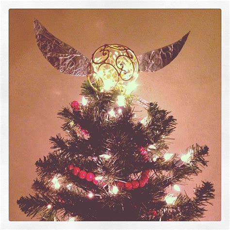 christmas gifts for harry potter fans 18 enchanting christmas decorations for harry potter