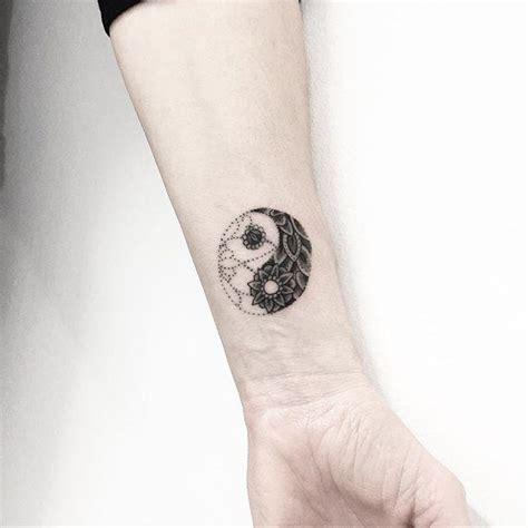 65 tatuagens de yin yang criativas e inspiradoras