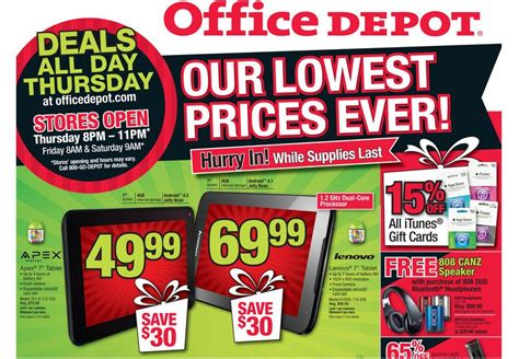home depot black friday ad preview burlington coat black