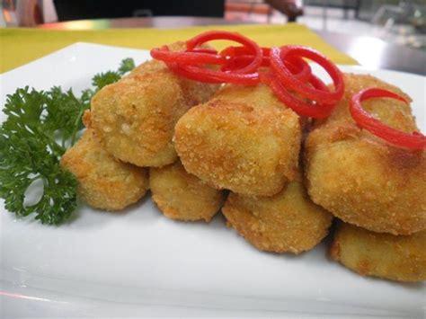 resep masakan nugget jamur tiram