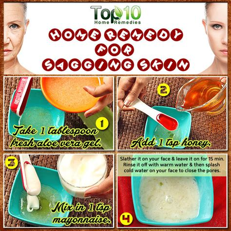 skin remedy home remedies for sagging skin top 10 home remedies