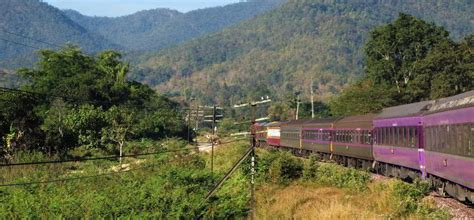 Bangkok to Chiang Mai by Rail on the Overnight Train ...