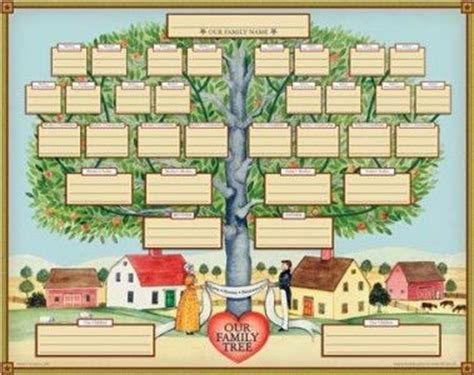 printable family tree maker 19 best images about family tree maker free on pinterest