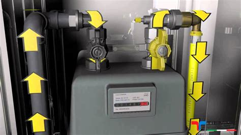 contatore gas in casa valvole per installazione post contatore gas uni 7129