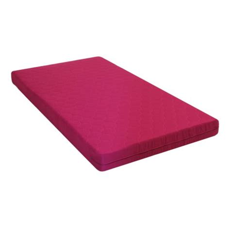 6 Quilted Bunk Bed Mattress by Dhp 6 Quilted Top Bunk Bed Mattress Pink