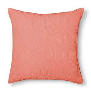 Sofa Pillows Target Velvet Throw Pillow Coral Threshold Target