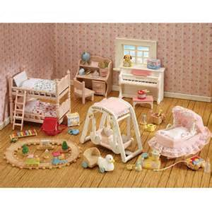Nursery Furniture Sets Ireland Buy Sylvanian Families Baby And Child Furniture Collection From Our Sylvanian Families Range
