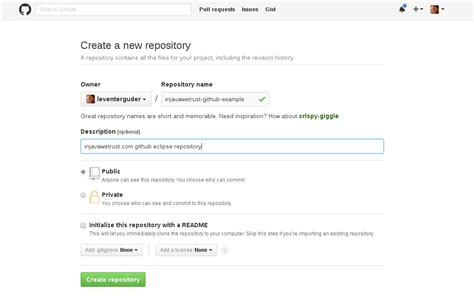 java repository pattern github eclipse github integration in java we trust